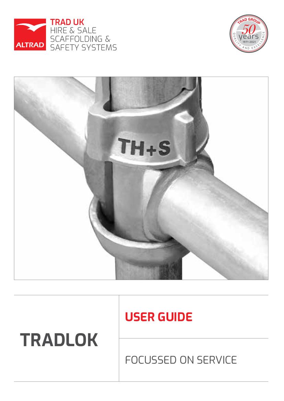 TRADLOK User Guide