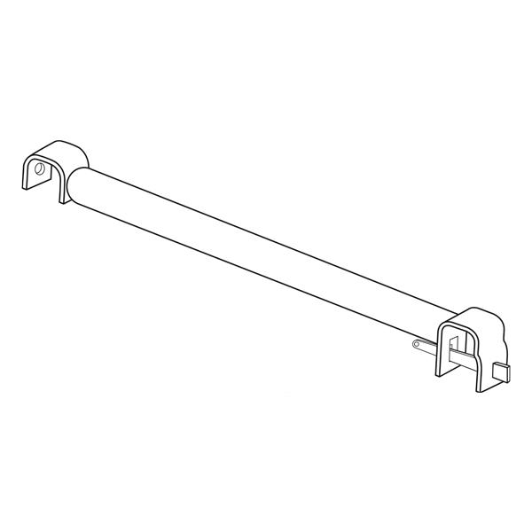 Metrix Intermediate Transom Ledger-Ledger