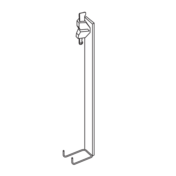 Metrix Adjustable Base Jack Retainers