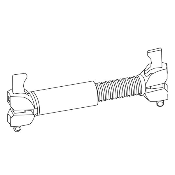 Metrix Adjustable Ledgers