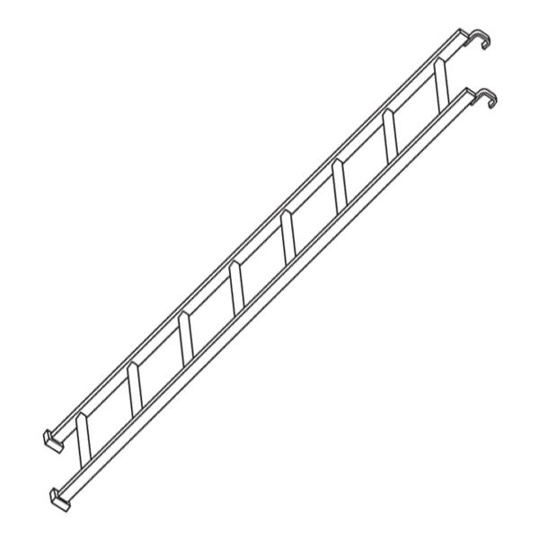 Metrix Aluminium Ladders