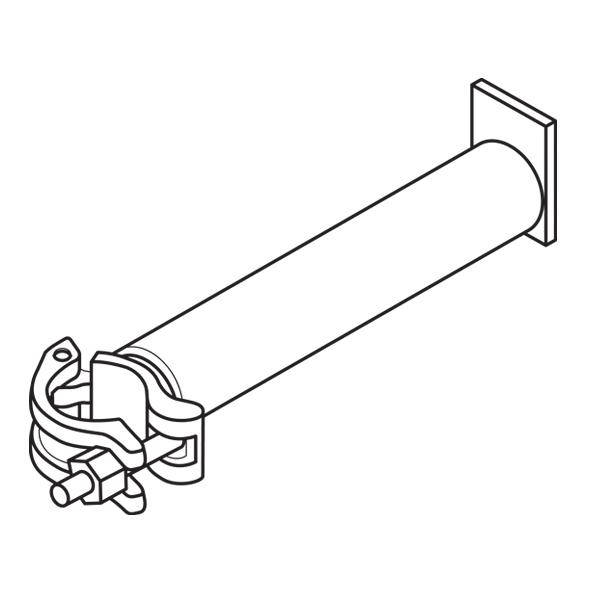 Metrix Coupler Console (Hop-Up) Brackets