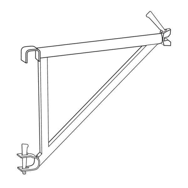 Metrix Intermediate Console (Hop-up) Brackets
