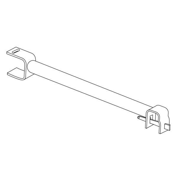 Metrix Intermediate Transom Deck-Ledger