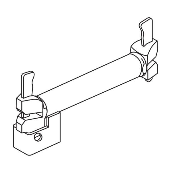 Metrix Lite Console (Hop-up) Brackets