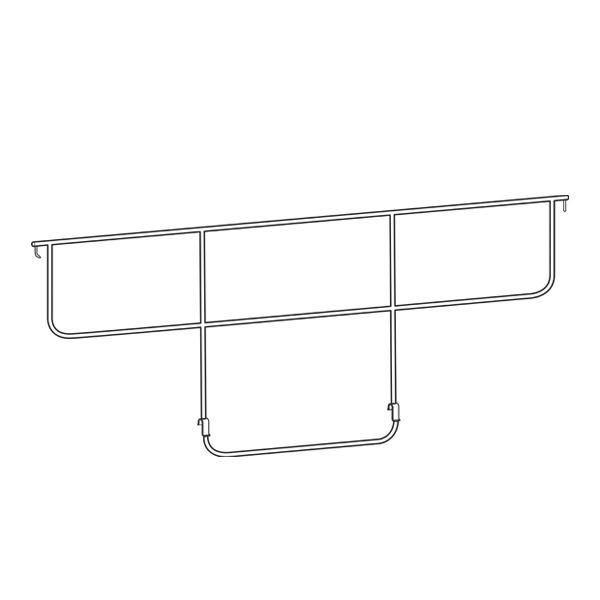 Metrix Permanent Advanced Side Guardrails