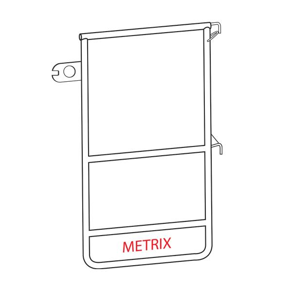 Metrix Safety Swing Gates